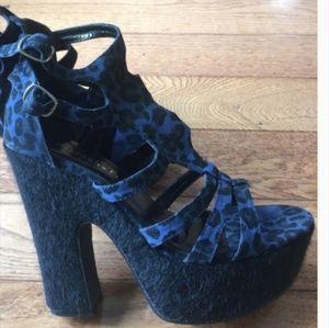 Fahrenheit heels